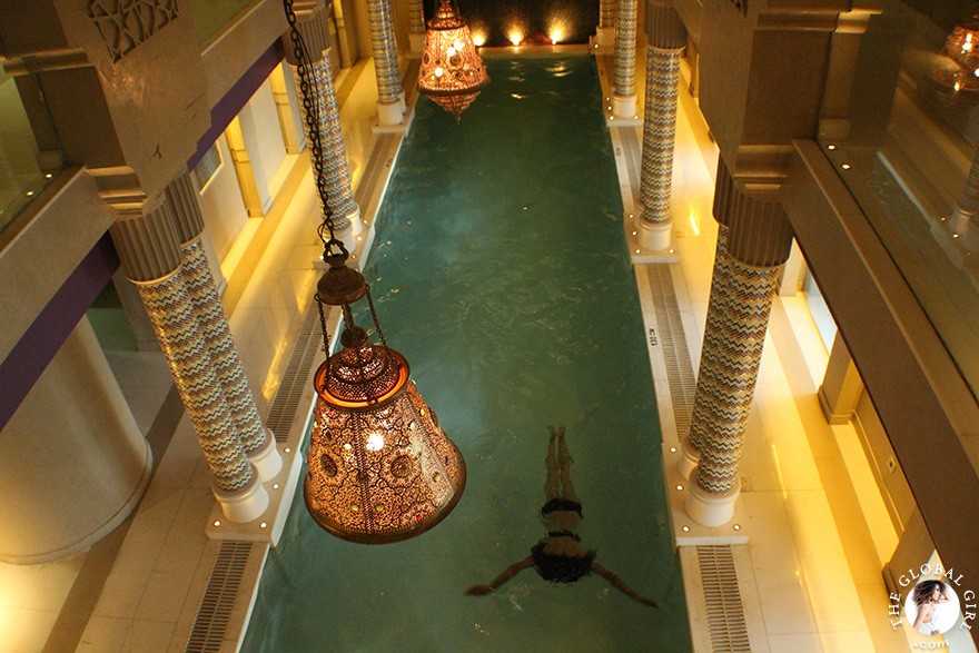 The Global Girl Travels: The Sofitel Legend Old Cataract Hotel in Aswan, Egypt.