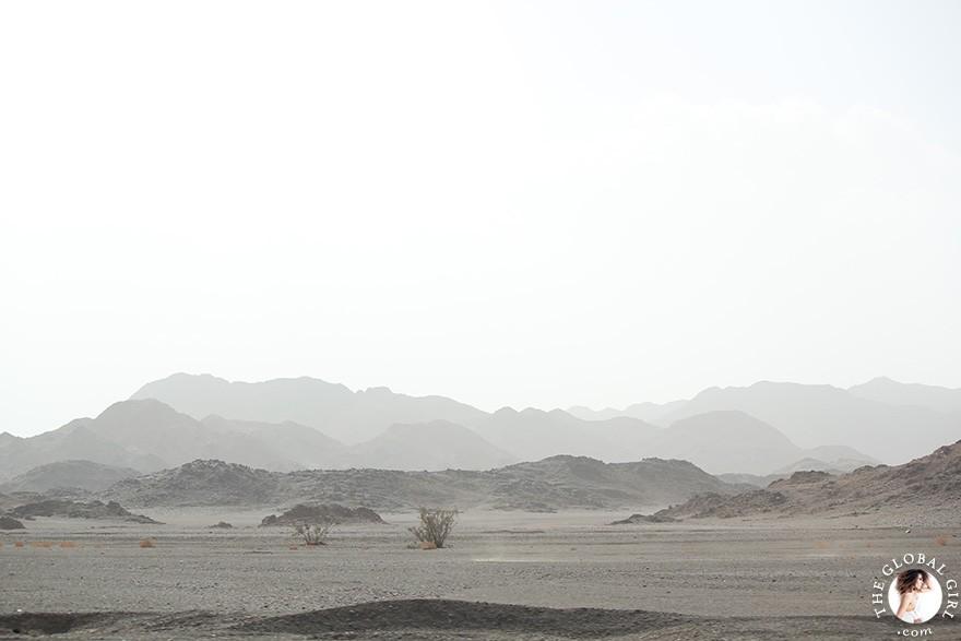 The Global Girl Travels: The Sahara desert, Egypt.