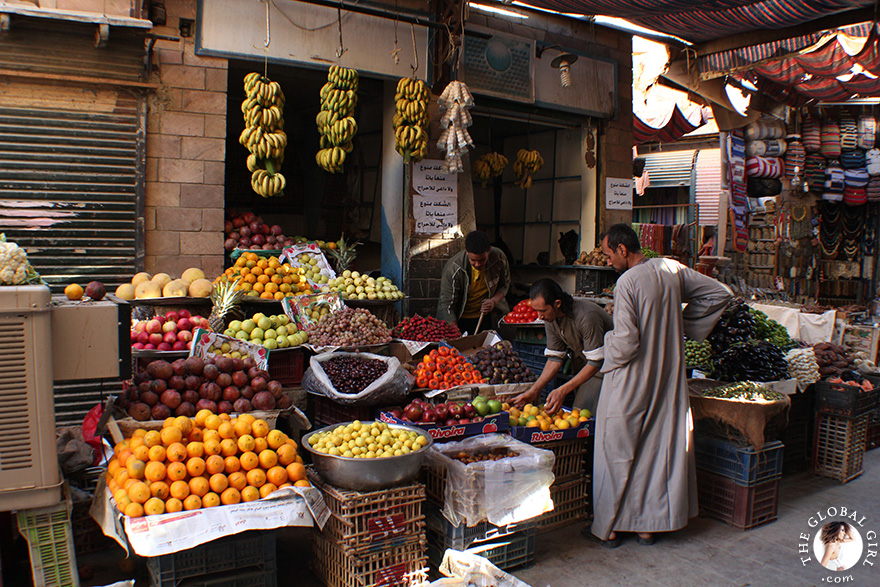 Sharia el Souk, Aswan