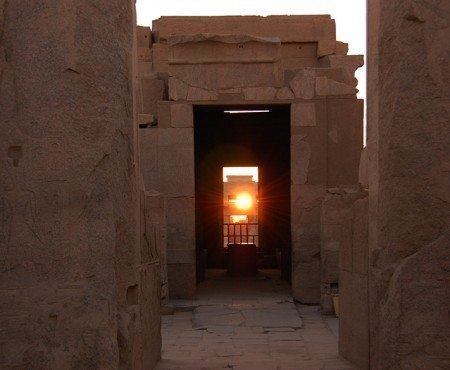 Winter Solstice at Karnak