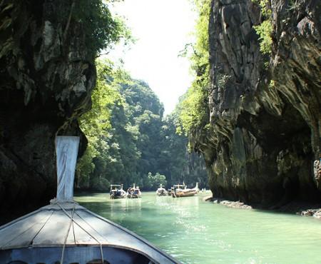 Koh Hong Island Lagoon