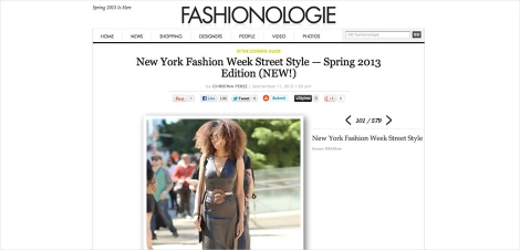 Fashionologie - Ndoema arrives at Lincoln Center during New York Fashion Week