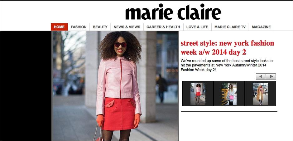 (English) Marie Claire Australia