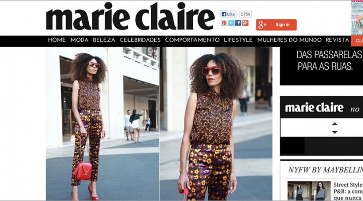 Marie Claire Brazil