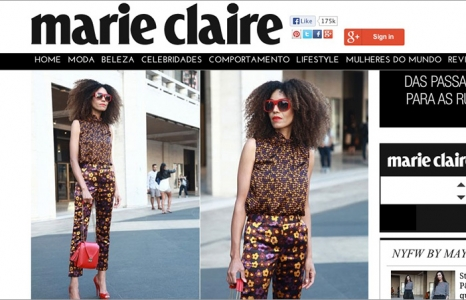 (English) Marie Claire Brazil