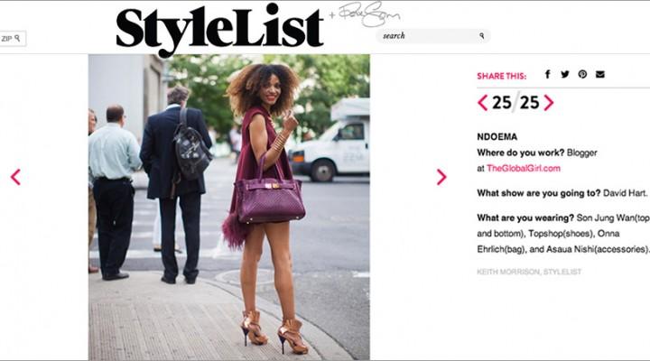 Stylelist | SS14
