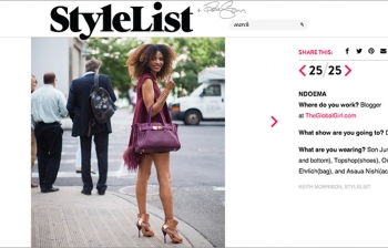 (English) Stylelist | SS14