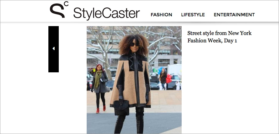 (English) StyleCaster