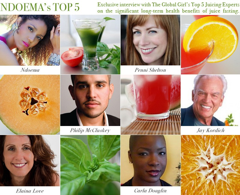 My Top 5 Juicing Experts Answer The Most-Asked Question About Juice Fasting