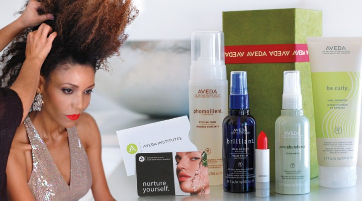 """The Global Girl Fashion Cinema Series: The Global Girl celebrates the release of """"Second Chance"""" with the """"Get Camera Ready with Ndoema & Aveda"""" Giveaway."""