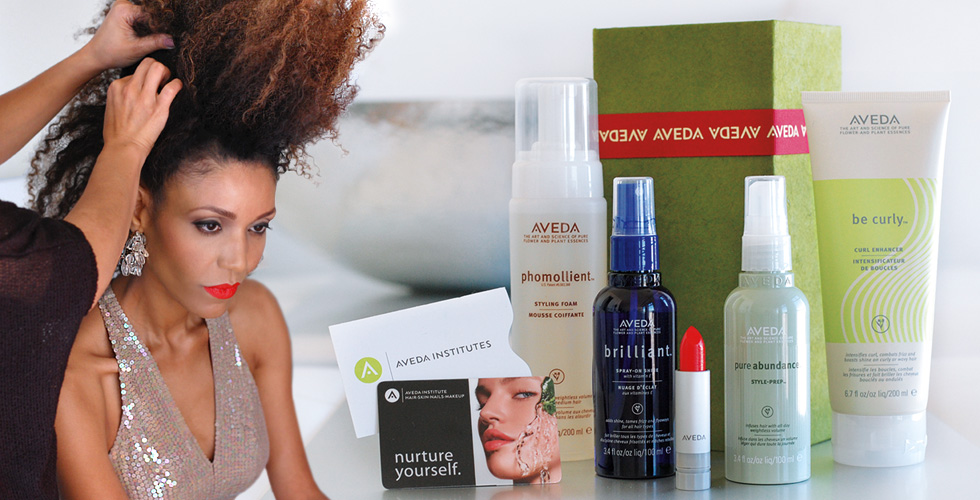 "The Global Girl Fashion Cinema Series: The Global Girl celebrates the release of ""Second Chance"" with the ""Get Camera Ready with Ndoema & Aveda"" Giveaway."