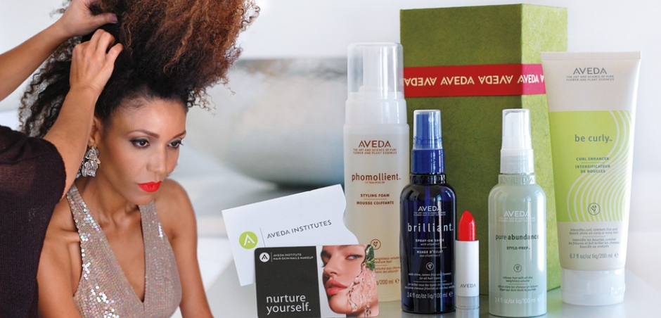 (English) Aveda Giveaway