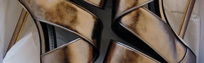 Camilla Skovgaard 的鞋穿