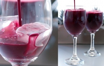 92-Day Juice Fast: Day 45! Detox Beet Juice for Weight Loss