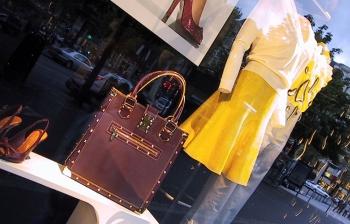 Champs-Élysées: Louis Vuitton