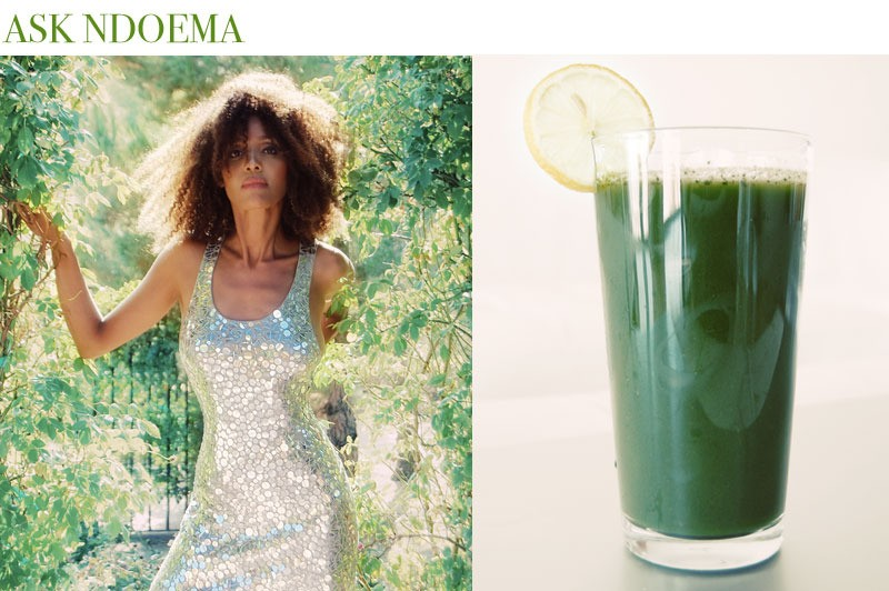 Ndoema shares tips about juicing, extended juice fasting and her 92-day juice feast