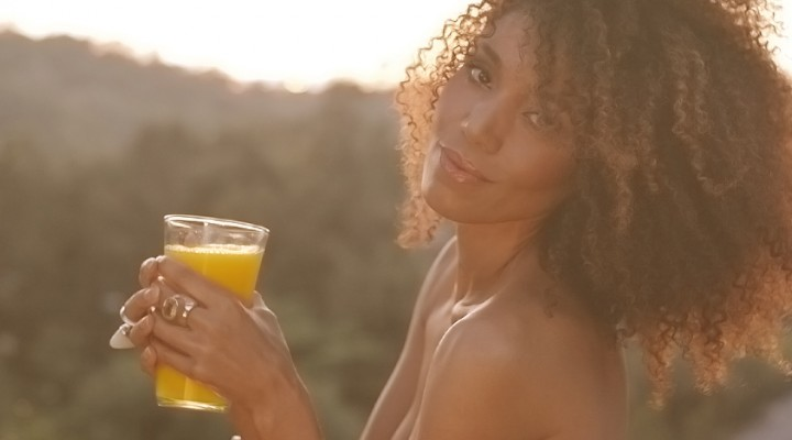 The Global Girl Beauty Juice Fast: Ndoema shares her weight loss and detox results on day 40 of her third 92-Day juice fast.