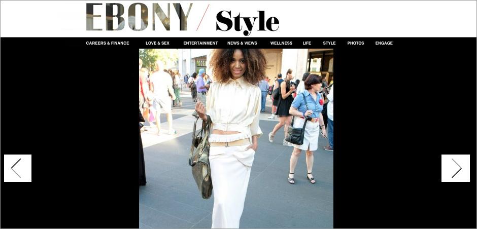 Ebony | Spring 2014