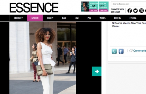 (English) Essence Magazine