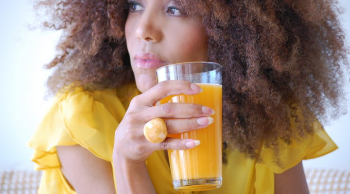The Global Girl Beauty Juice Fast: Ndoema shares her 5 Day Orange Juice Fast Diet for weight loss and detox, and why it's the perfect way to prepare for a 92-Day juice fast.