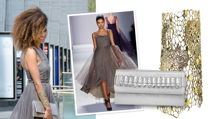 Fashion Week Style: Restrained Opulence