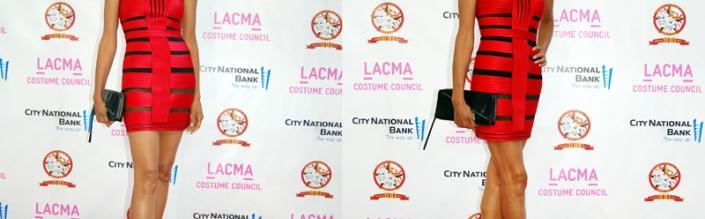 Cобытия представленный LACMA Советом костюм