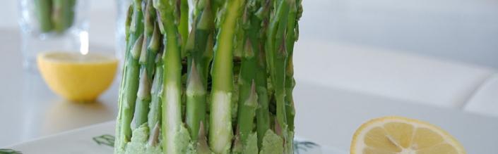 Raw Vegan Asparagus Dip