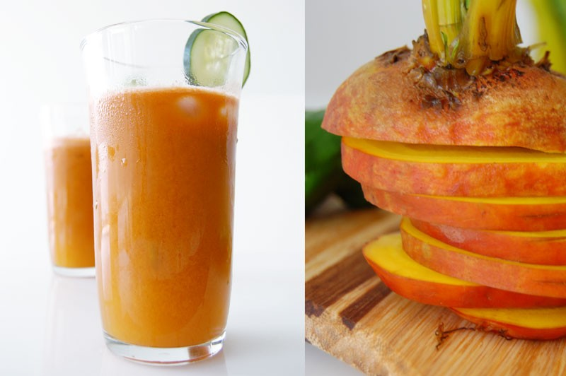 Golden Beet Juice