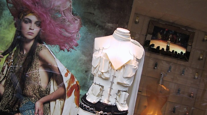 Avenue George V, Paris: Jean-Paul Gaultier